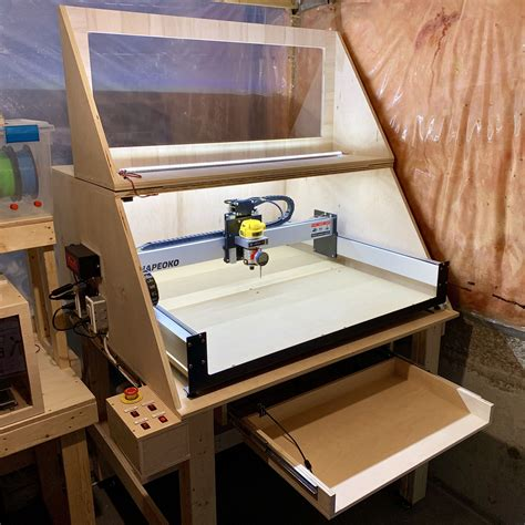 Shapeoko Enclosure Plans